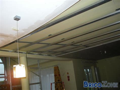 faux plafond spots