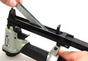 new pneumatic staple gun upholstery stapling tool air