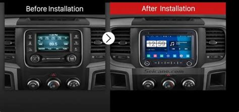 airbag deployment 2009 dodge ram 1500 navigation system how to replace 2011 2012 2013 opel astra j radio with obd2 bluetooth mirror link touch screen