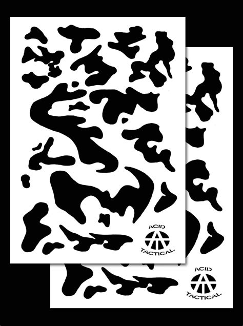 army pattern stencil camouflage spray paint stencils many camo stencil