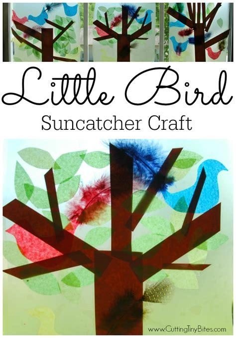 suncatcher craft for bird suncatcher craft what can we do with paper