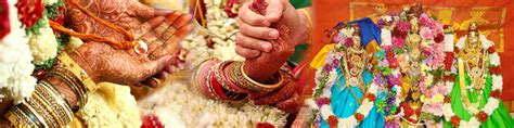 Wedding Banners In Telugu by Tirumala Marriage Services