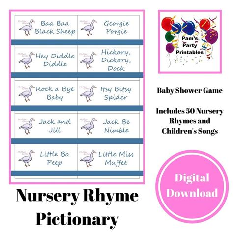 Baby Shower Charades Printable by Best 25 Baby Shower Charades Ideas On Baby