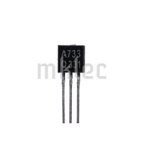 datasheet transistor pnp a733 a733 pnp transistor