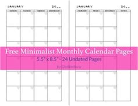 small binder calendar template 1000 images about mini binder on mini binder