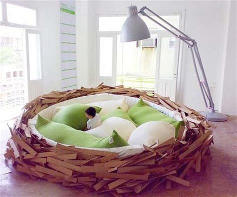 bird beds 12 unique and creative beds