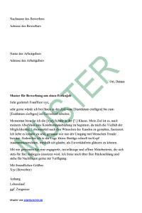 Bewerbung Ferienjob Per E Mail ferienjobs aus 252 ben um sparschwein zu f 252 llen