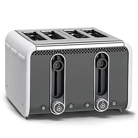 Studio Toaster Buy Dualit 174 Stainless Steel 4 Slice Studio Toaster In
