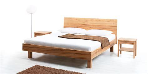 letti legno luxlet metallfreie holzbetten designbett in holz