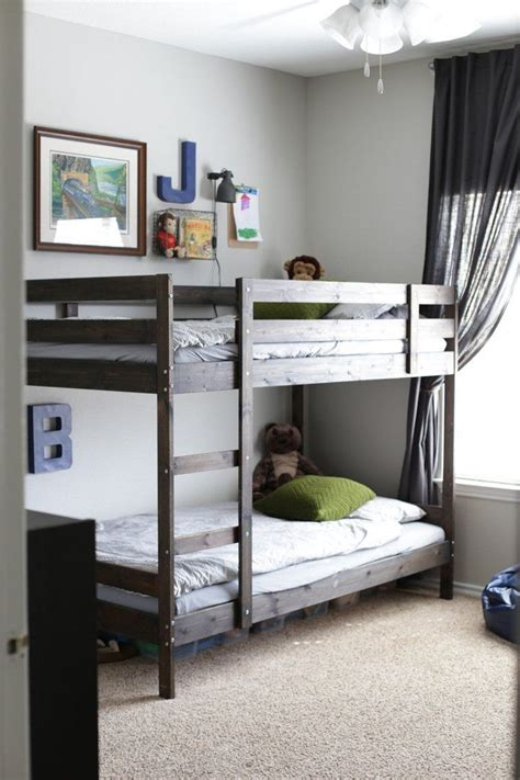bedroom ideas for brothers best 25 ikea bunk bed ideas on pinterest ikea bunk beds