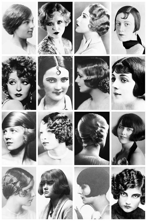 Hairstyles Of 1920 by 1920 S Hairstyles A Collection Of 1920 S Photographs