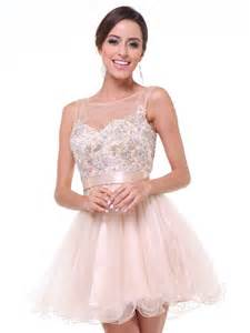 embroidery illusion sweetheart short prom dress sung