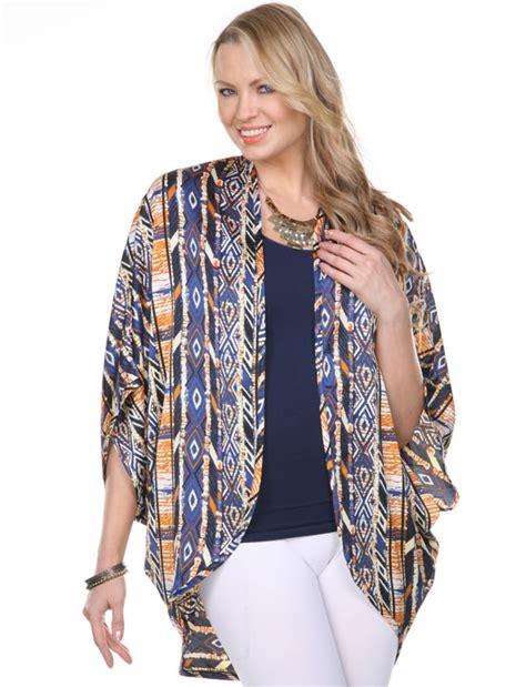 Blouse Catol 48223 magic scarf kimonos satin sm192 sm195