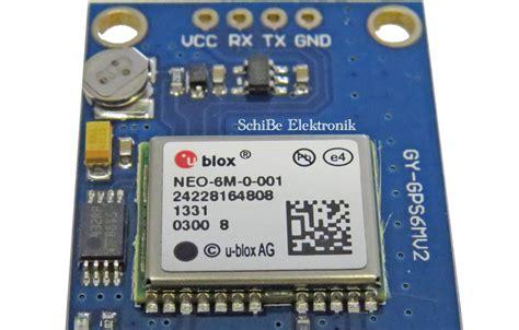 Promo Ublox Neo 6m V2 Gps Module Gy Gps6mv2 gps ublox neo 6m v2 5 hz gps module arduino bascom rasyberry pi eeprom mwc apm