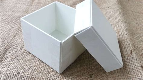 foam board craft projects how to create a foam board box diy crafts tutorial