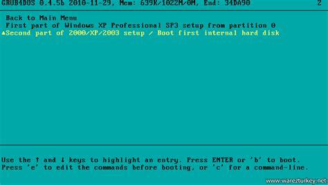 flash disk ile format atma xp windows xp usb ile format atma resimli anlatım