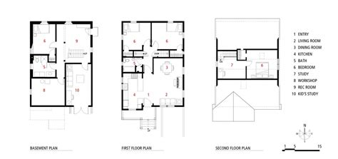 renovation floor plans seattle renovation harrison architects