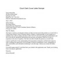 Court Administrator Cover Letter by Court Clerks Resume Sales Clerk Lewesmr