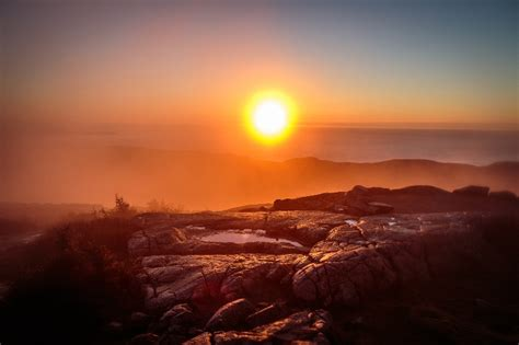 cadillac mountain time hiking tips for trekking to the summit of cadillac