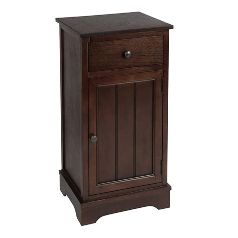 Small Storage Cabinet Small Walnut Storage Cabinet Tree Shops Andthat