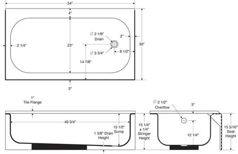 standard bathtub depth standard bathtub depth size decor references