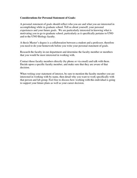 professional statement examples waiter resume examples for letters