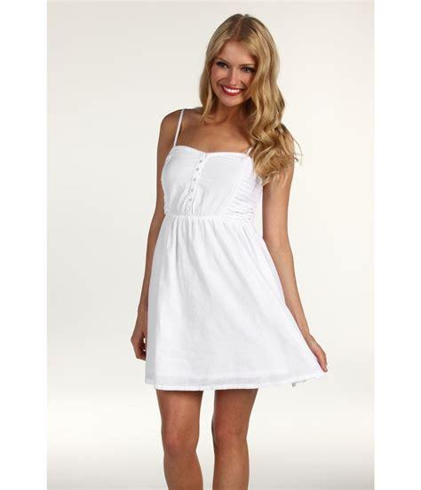 Spaghetti Dress White white spaghetti dress summer 2012 s best