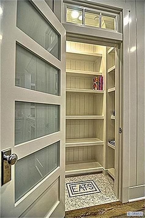Check out these amazing pantries and butler's pantries for