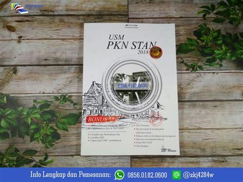 Harga Buku Pkn Stan Di Gramedia buku prepare usm pkn stan 2018