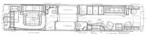 prevost floor plans 2016 prevost x3 45 star coach motorhome