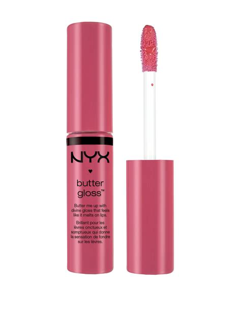 Nyx Butter Gloss nyx professional makeup butter gloss stage stores