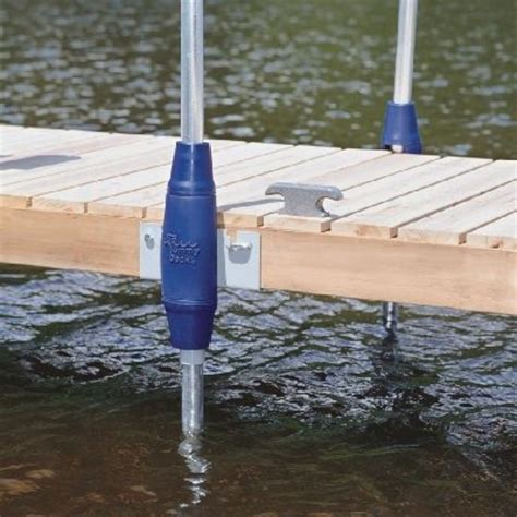 boat dock pipe bumpers tommy docks 18 in blue pipe bumper by tommy docks at fleet