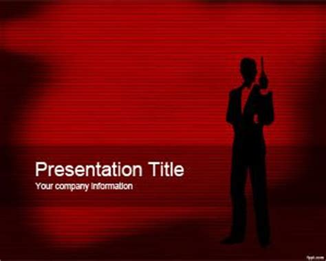 powerpoint templates james bond james bond powerpoint template