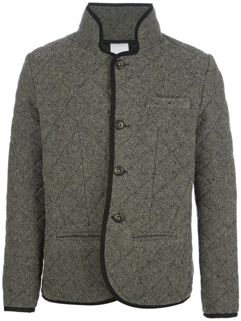 1000 ideas about mens quilted jacket on
