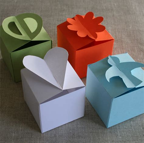 Diy Favor Boxes Templates something something new diy favor boxes