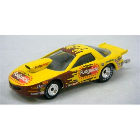 Johnny Lighting Cars by Johnny Lightning Pontiac Firebird Fudgsicle Nhra Pro Stock Race Car Global Diecast Direct