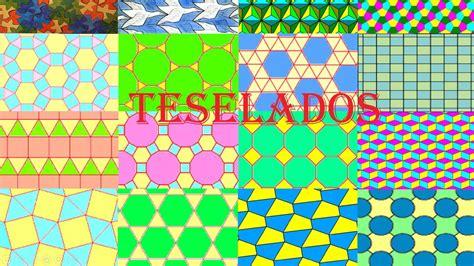 teselados tipos de teselados calam 233 o los teselados