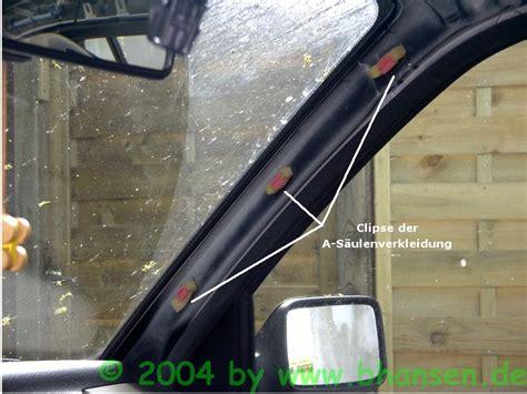 Auto Lackieren Typisieren by Polo 9n Schiebedach Wasserablauf G 252 Nstig Auto Polieren