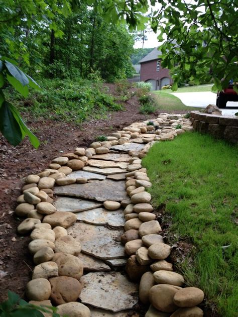 dry creek beds 1000 ideas about drainage solutions on pinterest dry