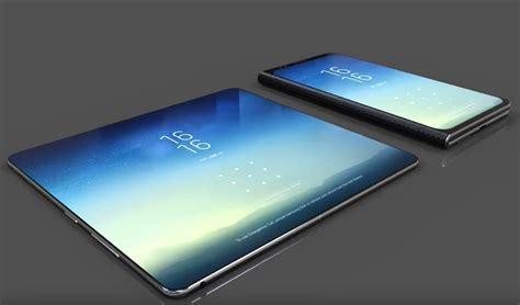 galaxy  foldable smartphone concept  smart