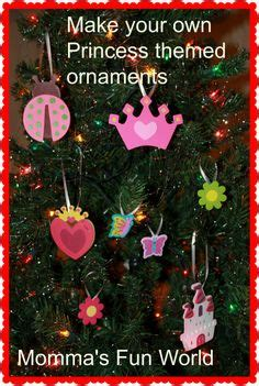 1000 images about princess tree on pink ornaments