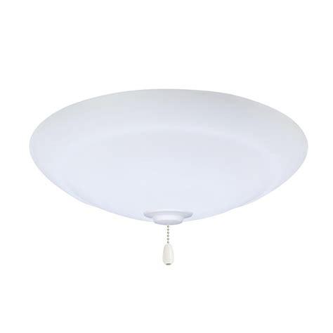 emerson ceiling fan light kit emerson 4 light satin white ceiling fan light kit
