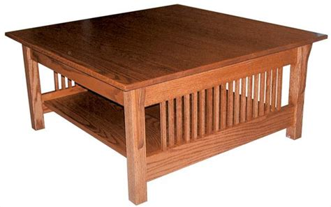 40 inch square coffee table amish prairie mission square coffee table 18 inches high x