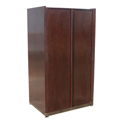 Cabinet Drawers And Doors 68 Quot Vintage Mahogany Cabinet Unit File Drawers Ebay