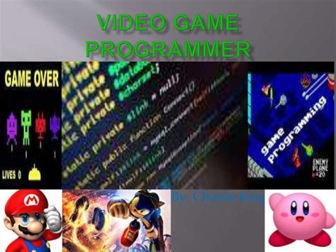 Gameplay Programmer by Programmer