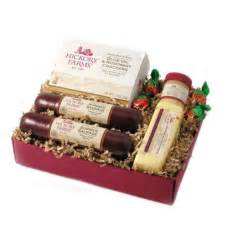 hickory farms holiday tradition sausage cheese 5 piece