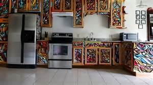 Black White Kitchen Accessories - urban spaces with graffiti street art decor advisor