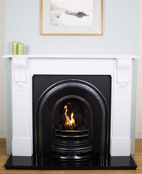 Colin Fireplaces by Arched Fireplace Surround Fireplaces