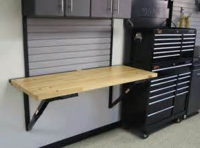 woodwork folding workbench garage pdf plans