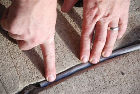 home repair projects concrete repair in 5 easy steps